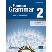 Focus on Grammar 5th Edition 2 Student Book with MyEnglishLab [洋書ELT]