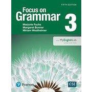 Focus on Grammar 5th Edition 3 Student Book withMyEnglishLab [洋書ELT]