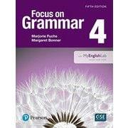 Focus on Grammar 5th Edition 4 Student Book withMyEnglishLab [洋書ELT]