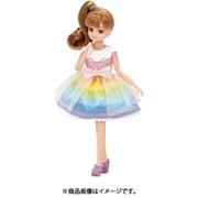 LW-01 [リカちゃん 専用ドレス レインボーファンタジー]