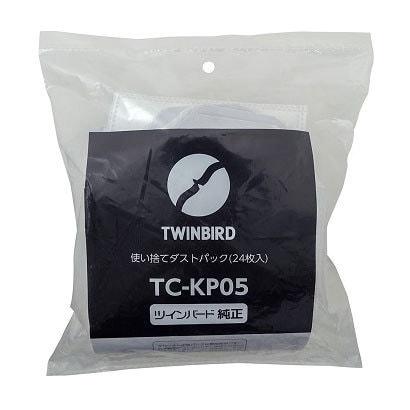 TC-KP05 [使い捨てダストパック 24枚入]