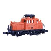 A1043 Nゲージ完成品 Cタイプ産業用ディーゼル機関車タイプ DD383 [鉄道模型]