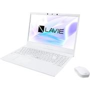 PC-N1575BAW-YC [ノートパソコン 15.6型/Core i7-1165G7/メモリ 16GB/SSD 512GB/Windows 10 Home 64bit/Microsoft Office Home & Business 2019/ホワイト/ヨドバシカメラ限定モデル]