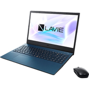 PC-N1535BAL-YC [ノートパソコン 15.6型/Core i3-1115G4/メモリ 8GB/SSD 512GB/Windows 10 Home 64bit/Microsoft Office Home & Business 2019/ブルー/ヨドバシカメラ限定モデル]