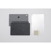 PC-AC-AD021C [PC-T1175BAS/PC-TAB11201用 スタンドカバー付きキーボード&液晶保護フィルム]