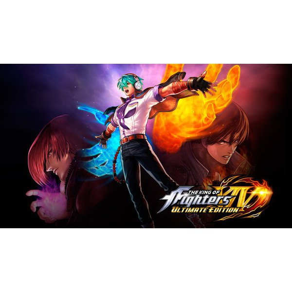 THE KING OF FIGHTERS XIV ULTIMATE EDITION [PS4ソフト]