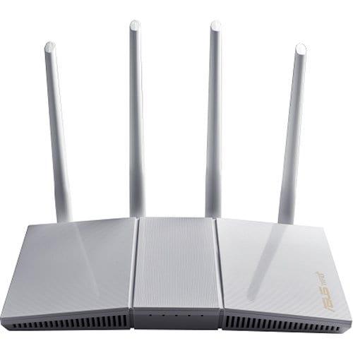 RT-AX55/W [11AX(Wi-Fi6)対応  デュアルバンドルーター AX55 ホワイトカラーモデル]