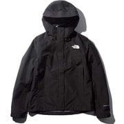 FLドリズルジャケット FL Drizzle Jacket NPW12114 ブラック(K) XLサイズ [アウトドア ジャケット レディース]