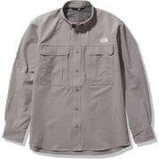 シーカーズシャツ Seekers' Shirt NR12101 ミネラルグレー(MN) Mサイズ [アウトドア シャツ メンズ]