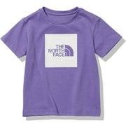 ショートスリーブカラードビッグロゴティー S/S Colored Big Logo Tee NTJ82023 PO 130サイズ [アウトドア トップス キッズ]