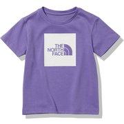 ショートスリーブカラードビッグロゴティー S/S Colored Big Logo Tee NTJ82023 PO 110サイズ [アウトドア トップス キッズ]