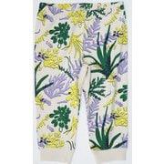 スムースコットンパンツ Smooth Cotton Pant NBB31966 ボタニカルアイボリー(BI) 80サイズ [アウトドア パンツ キッズ]