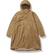 マタニティレインコート Maternity Rain Coat NPM12001 UB SMサイズ [アウトドア レインジャケット レディース]