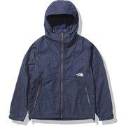 ナイロンデニムコンパクトジャケット Nylon Denim Compact Jacket NPW22136 ナイロンインディゴデニム(ID) Mサイズ [アウトドア ジャケット レディース]