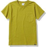 ショートスリーブヘビーコットンティー S/S Heavy Cotton Tee NTW32048 (MT)マッチャグリーン Mサイズ [アウトドア シャツ レディース]