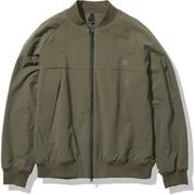 バーサタイルキュースリージャケット Versatile Q3 Jacket NP21964 ニュートープ(NT) Mサイズ [アウトドア ジャケット メンズ]