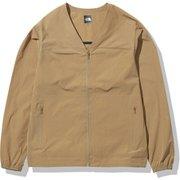 デザートカーディガン Desert Cardigan NPW22039 ケルプタン(KT) Mサイズ [アウトドア ジャケット レディース]