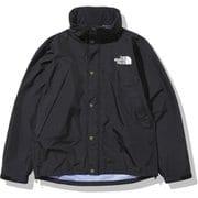 マウンテンレインテックスジャケット Mountain Raintex Jacket NP12135 ブラック(K) Sサイズ [アウトドア レインジャケット メンズ]