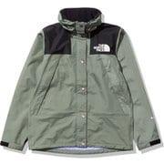 マウンテンレインテックスジャケット Mountain Raintex Jacket NPW12135 (AV)アガベグリーン Mサイズ [アウトドア レインジャケット レディース]