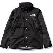 マウンテンレインテックスジャケット Mountain Raintex Jacket NPW12135 (K)ブラック Mサイズ [アウトドア レインジャケット レディース]