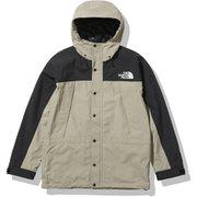 マウンテンライトジャケット Mountain Light Jacket NP11834 ミネラルグレイ(MN) Sサイズ [アウトドア ジャケット メンズ]