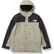 マウンテンライトジャケット Mountain Light Jacket NP11834 ミネラルグレイ(MN) Lサイズ [アウトドア ジャケット メンズ]