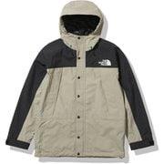 マウンテンライトジャケット Mountain Light Jacket NP11834 ミネラルグレイ(MN) XLサイズ [アウトドア ジャケット メンズ]