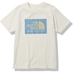ショートスリーブカリフォルニアロゴティー S/S California Logo Tee NT32155 ビンテージホワイト(VW) Sサイズ [アウトドア カットソー メンズ]