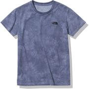 ショートスリーブタイダイティー S/S Tie Dye Tee NTW32057 (NY) Mサイズ [アウトドア カットソー レディース]