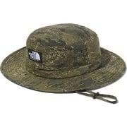 ノベルティホライズンハット Novelty Horizon Hat NN01708 クラウドカモグリーン(CC) Lサイズ [アウトドア 帽子]