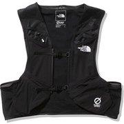 フライトレースデイベスト8 Flight Race Day Vest 8 NM62109 ブラック(K) Lサイズ [ランニング トレイルランニング用ザック]