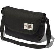 ショルダーポーチ K Shoulder Pouch NMJ72102 ブラック(K) [キッズ用バッグ]