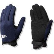 シンプルトレッカーズグローブ Simple Trekkers Glove NN12102 TNFネイビー(NY) Lサイズ [アウトドア グローブ]