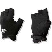 シンプルFLトレッカーズグローブ Simple FL Trekkers Glove NN12103 ブラック(K) XSサイズ [アウトドア グローブ]