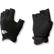 シンプルFLトレッカーズグローブ Simple FL Trekkers Glove NN12103 ブラック(K) Sサイズ [アウトドア グローブ]