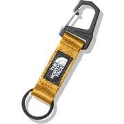 TNFキーキーパー TNF Key Keeper NN32001 サミットゴールド(SG) [アウトドア フィールドギア キーホルダー]