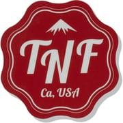 TNF PRINT STICKER NN32121 SH [アウトドア ロゴステッカー]