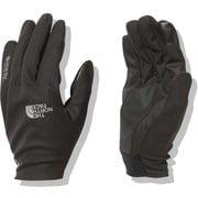 フライトトレイルグローブ Flight Trail Glove NN12105 ブラック(K) Lサイズ [アウトドア グローブ]