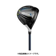 SIM2 MAX D(シム2 マックスD) フェアウェイウッド TENSEI BLUE TM50(カーボン)(S) #5 ロフト角19° 2021年モデル [ゴルフ フェアウェイウッド]