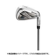 SIM2 MAX(シム2 マックス) アイアンセット KBS MAX MT85(スチール)(S) 5本組(6I~9I/PW) 左用 2021年モデル [ゴルフ アイアンセット]