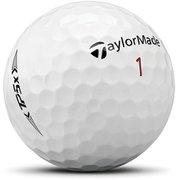 ゴルフボール TP5x 2021年モデル ホワイト N9070001 [1スリーブ 3球入]