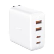 PA-B7-WT [USB充電器 Omnia 100W PD対応 USB-A 2ポート/USB-C 2ポート]