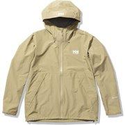 レイネライトジャケット Raine Light Jacket HOE12106 タン(TN) Mサイズ [アウトドア レインジャケット メンズ]