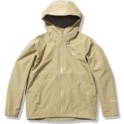 レイネライトジャケット Raine Light Jacket HOE12106 タン(TN) WLサイズ [アウトドア レインジャケット レディース]