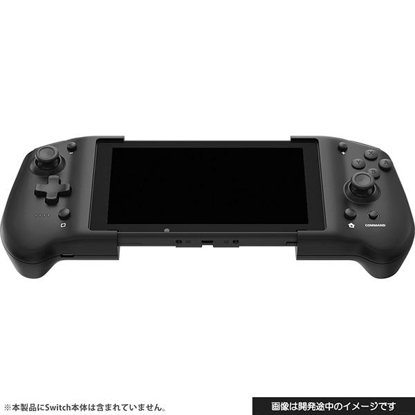 CY-NSSEPC-BK [Nintendo Switch用 ダブルスタイルコントローラー ブラック]