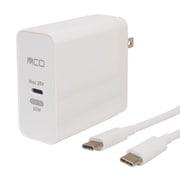 IPA-CS02/WH [PD対応65W USB-ACアダプタ TypeCケーブル付 白]