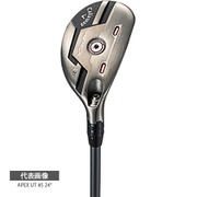 APEX(エイペックス) ユーティリティ Diamana 55 for Callaway(カーボン)(R) #5 ロフト角 24° 2021年モデル [ゴルフ ユーティリティ]