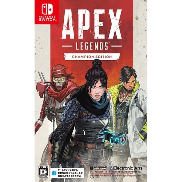 Apex Legends(エーペックス レジェンズ) チャンピオンエディション [Nintendo Switchソフト]