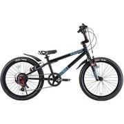 D-bike エクストリート20S ブラック/ターコイズ [子ども用自転車]