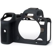 イージーカバー Canon EOS R5/R6用 ブラック [カメラ用シリコンカバー]
